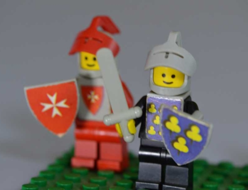 Gibt es Ritter bei der Bürgerhilfe?