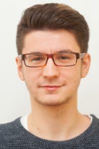 Leiter der Kinderwohngruppe Gräfenhain Florian Schwab