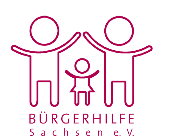 Bürgerhilfe Sachsen Logo