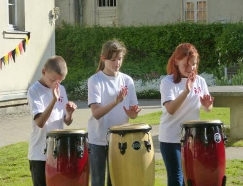 Kochduell bei der Kinderarche Sachsen e.V. am 21. Mai 2019