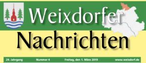 Weixdorfer Nachrichten